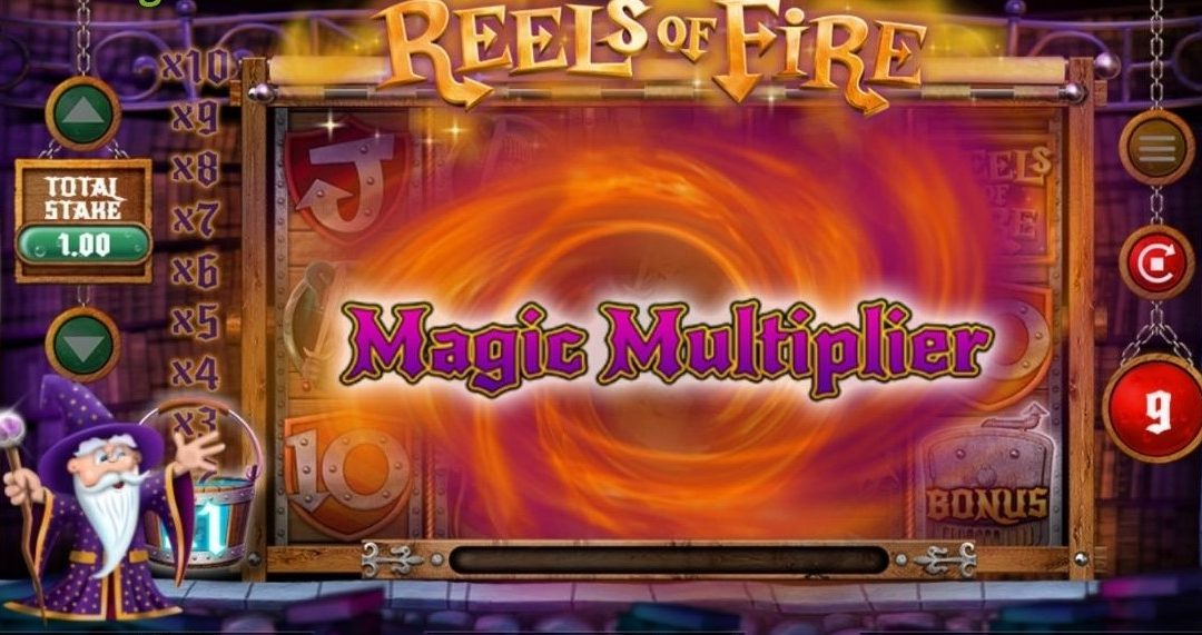 Become fond of Magic Multiplier